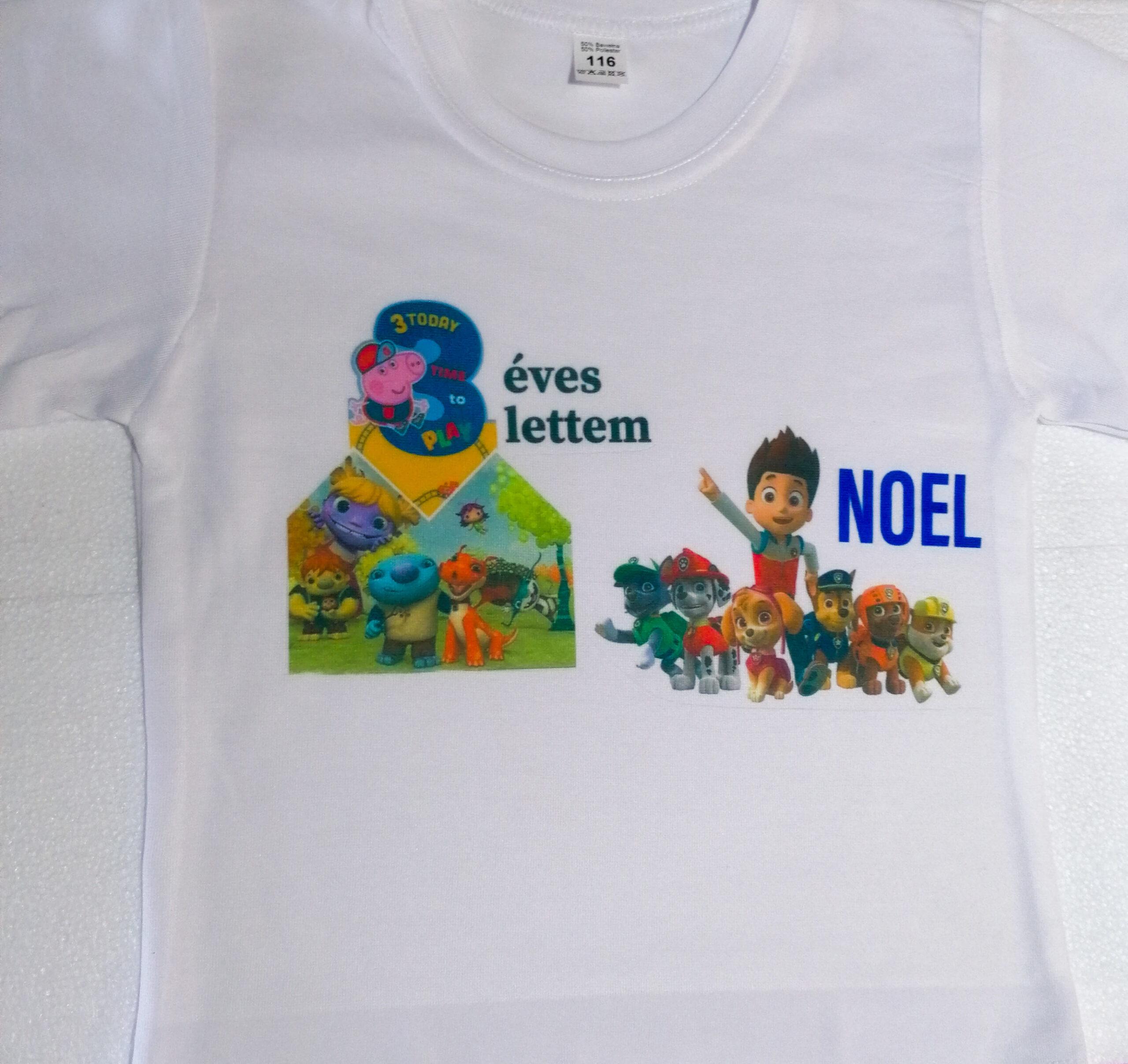 Gyermek póló, 158-as