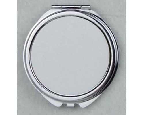 Smink tükör, kör alakú